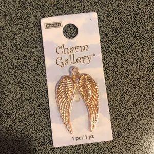 Angel Wings Charm 😇